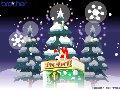 今月のスクリーンセーバー12月(クリスマス)