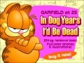 25 Years of Garfield