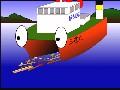海面掃除船三建丸
