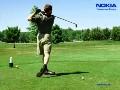 Nokia Golf Screensaver