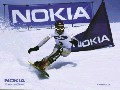 Nokia Snowboard Screensaver I