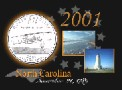 50 States Quarters Program Screensaver 2001