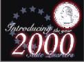 50 States Quarters Program Screensaver 2000
