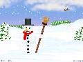 Happy Snowman Screensaver